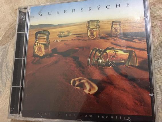 Cd Queensryche Hear In The Now Frontier. Art Rock
