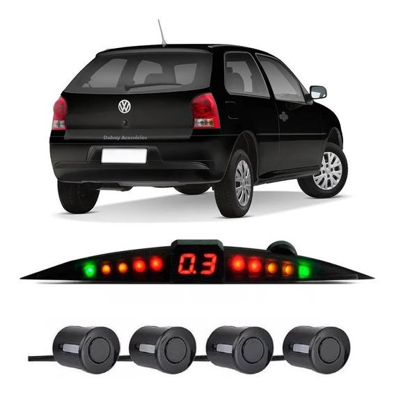 Sensor De Estacionamento Ré Volkswagen Gol Parati Saveiro G4