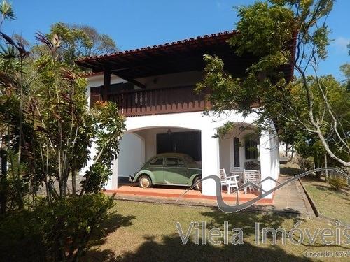 Imagem 1 de 15 de Casa Térrea Em Conceição  -  Miguel Pereira - 692