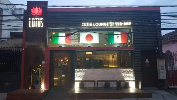 Restaurante Sushi Passo Ponto Comercial Loja Completa Funcio