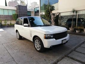 Land Rover Range Rover 5.0l Hse Lux V8 Mt 2012