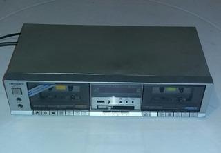 Deck Cassette Technics Rs-b11w Componente Audio Vintage 80