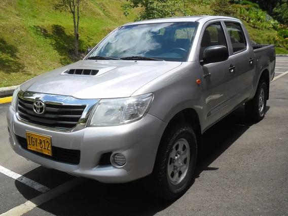 Toyota Hilux Imv Mt 2500cc 4x4 Td Euro Iv Aa 2ab Abs