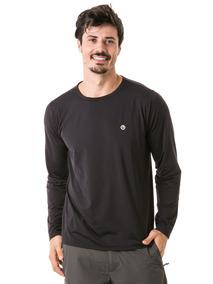 ad935c2177 Camiseta Masculina Proteção Solar Manga Longa Malha Fria Ice
