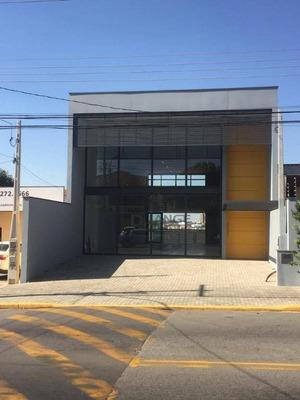Galpão Para Alugar, 430 M² Por R$ 11.000/mês - Parque Industrial - Campinas/sp - Ga0561