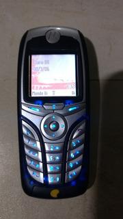 Celular Antigo Motorola C385 9/12