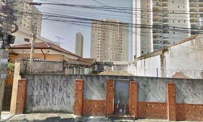 Terreno Em Tatuapé, São Paulo/sp De 0m² À Venda Por R$ 780.000,00 - Te257924