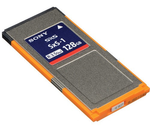 Cartão De Memória Sony 128gb Sxs-1 (g1c)