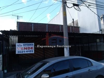 Imagem 1 de 4 de Ref.: 8834 - Casa Terrea Em Osasco Para Venda - V8834
