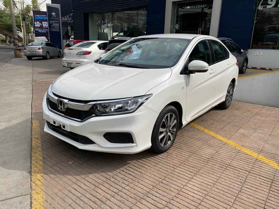 Honda City 2018 4p Lx L4/1.5 Man