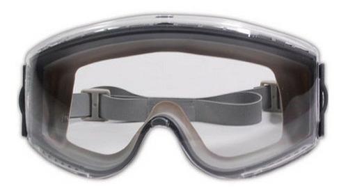 Óculos De Proteção Uvex Stealth S3960hs-br Lente Incolor
