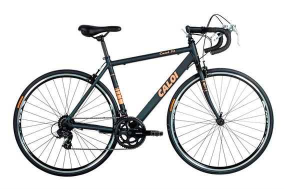 Bicicleta Speed Caloi 10 Aro 700 Parede Dupla - 14 Marchas