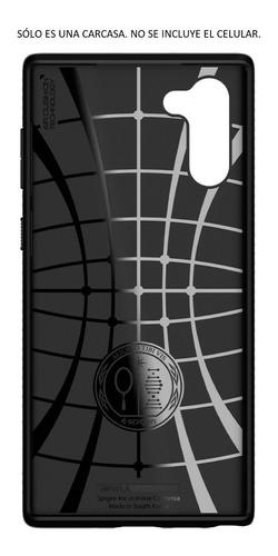 Samsung Galaxy Note 10 Spigen Liquid Air Armor Carcasa Case