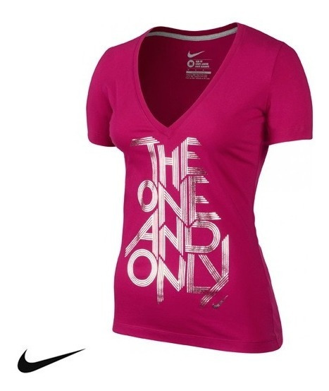 Remera Nike Algodon The One And Only Zumba Crossfit Gym