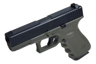 Pistola Airsoft Mod Glock 23 Saigo + Green Gas+bb 6mm