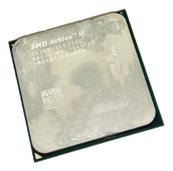 Processador Amd Athlon Ii X2 260u Allinone Itautec At0100
