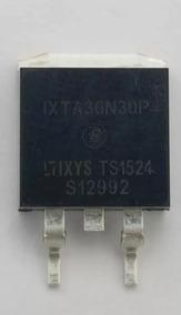 Kit 3 Peças Mosfet N-ch 300v, 36a,3-pin- Ixta36n30p
