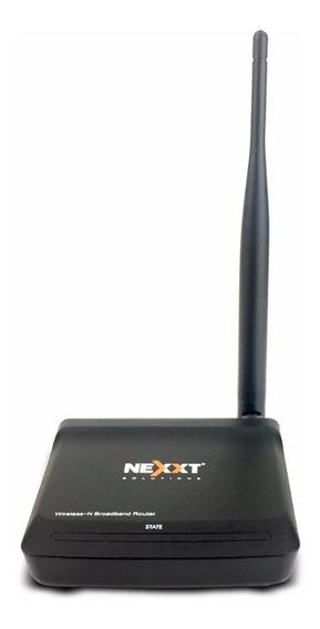 Router Wifi Nexxt 150mbps 150 Mini Inalambrico 5dbi Mexx