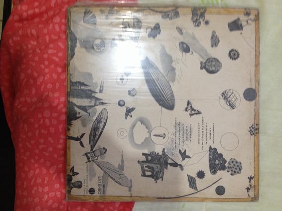 Disco De Vinil Lp Led Zeppelin Iii 1970 Semi-novo Alps 805.0
