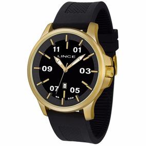 Relógio Lince Mrph057s-p2px Analógico Caixa De Aço Inox