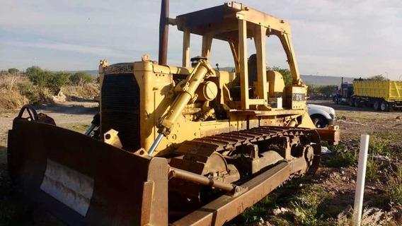 Bulldozer Tractor Sobre Orugas Caterpillar D7g
