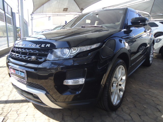 Range Rover Evoque 2.0 16v Se 4wd Dynamic Automático