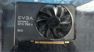 Evga Geforce Gtx 750 Ti Superclocked