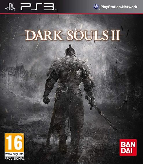 Jogo Dark Souls 2 Playstation 3 Ps3 Mídia Físic Frete Grátis
