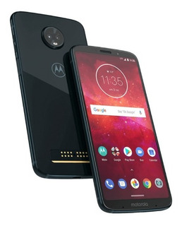 Motorola Moto Z3 Play Dual Sim 64 Gb Índigo 4 Gb Ram