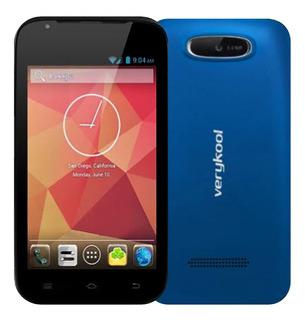 Teléfono Celular Barato Verykool S400t Android Doble Sim