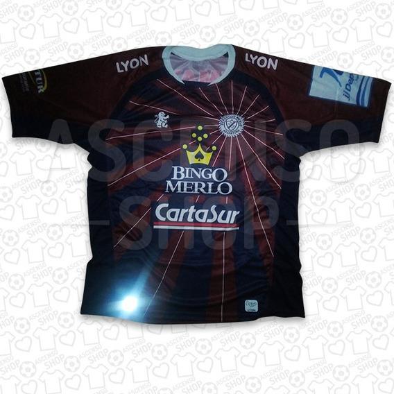 Camiseta Deportivo Merlo Suplente Incoseguible