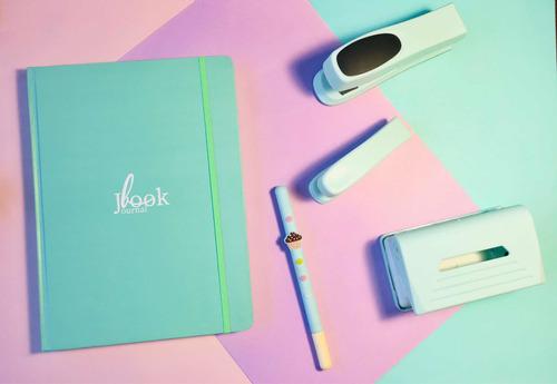 Journal Book ,para Lettering ,planificación ,hojas De Puntos