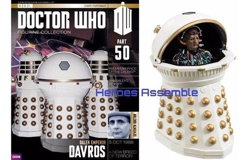 Imagem 1 de 6 de Miniatura Doctor Who 50 Dalek Emperor Davros - Bonellihq H18