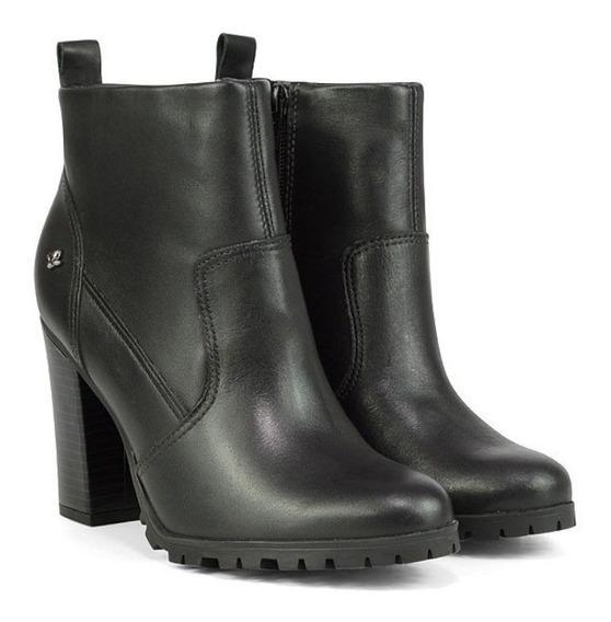 Bota Cravo E Canela Ankle Boot 144115  Katy Calçados