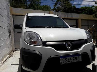 Renault Kangoo Express 2017 1.6 16v Porta Lateral Hi-flex 5p