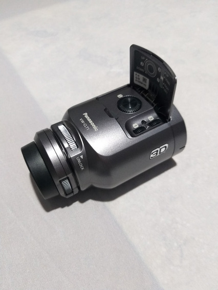 Lente 3d Modelo Vw-clt1 Panasonic Para Filmadora3d Panasonic