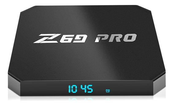 Z69 Pro Amlogic S905w 1 Gb Ram 8gb Rom Tv Box Com Exibição D