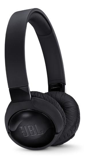 Fone De Ouvido Headphone Jbl Tune 600 Btnc, Bluetooth, Preto