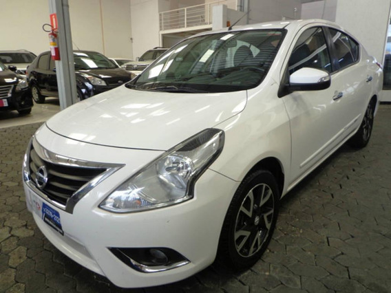 Nissan Versa 1.6 Unique Xtronic Flexstart 16v 4p 16/17
