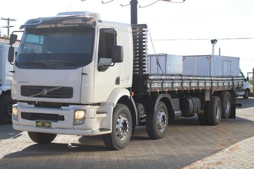 Volvo Vm 310 8x2  Bitruck Carga Seca 9,20m