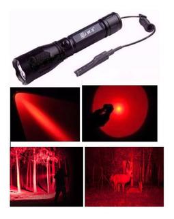 Lanterna Led Vermelho Acionamento Remoto 1 Modo Luz -c/nfe