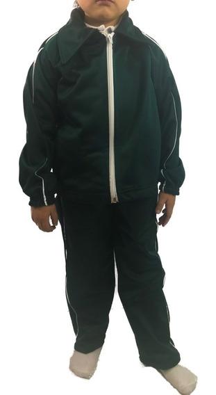 Pants Escolar Azul Marino, Rey, Vino, Rojo Y Verde 4 A 16