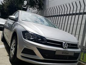 Volkswagen Virtus Trendline 1.6 Aut