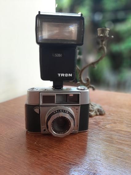 Câmera Antiga Selecta
