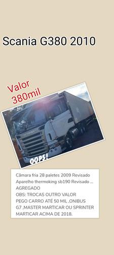 Imagem 1 de 3 de Scania  G380