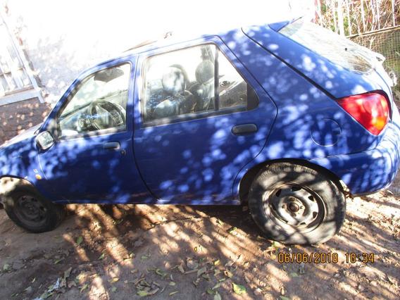 Ford Fiesta 1997-2000 En Desarme