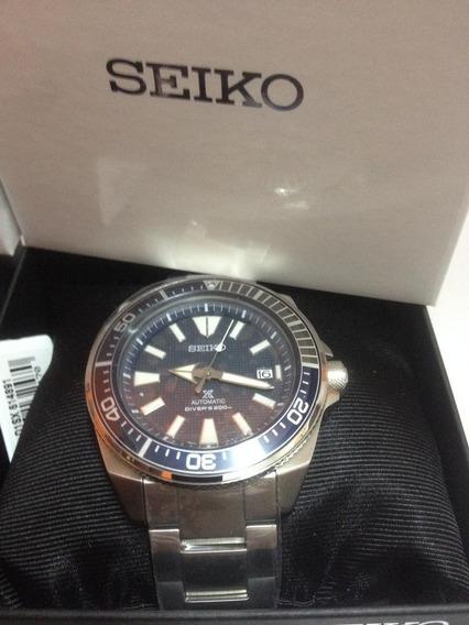 Seiko Samurai Azul Srpb49k1