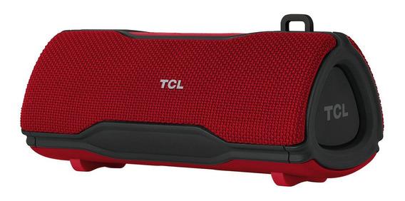 Caixa De Som Tcl 16w Bluetooth Prova D Agua