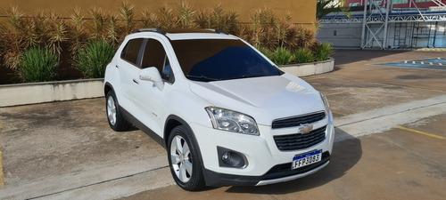 Chevrolet Tracker 2014 1.8 Ltz Aut. 5p Com Teto Solar