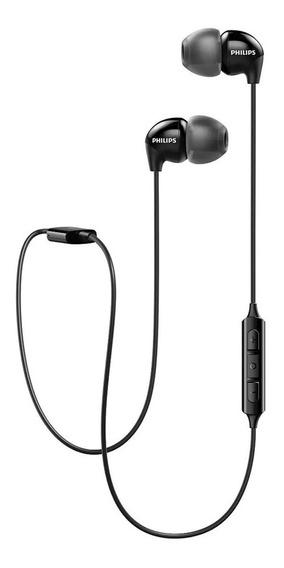 Auriculares Bluetooth Philips Shb3595bk/10